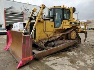 Bulldozer blade for CATERPILLAR D6RXL