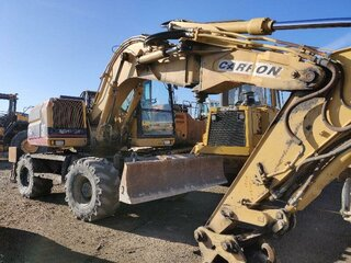 Stabilizer for CATERPILLAR M312