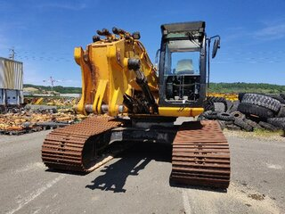Central lubrication system for JCB JS260LC