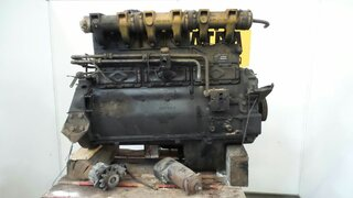 Diesel engine for HANOMAG 55C