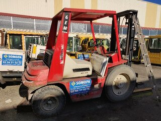 High frame of machine for MANITOU MCE20H