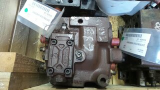 Hydraulic distributor for CASE 688P