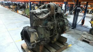 Diesel engine for MOXI D16B