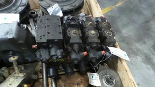 Hydraulic distributor for FURUKAWA 730LS