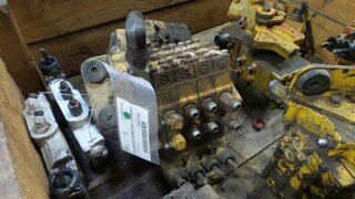 Hydraulic distributor for CATERPILLAR 12G