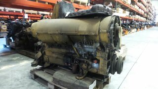 Diesel engine for BOMAG BW217D