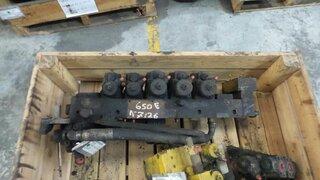 Hydraulic distributor for FURUKAWA 650E