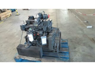 Diesel engine for KOMATSU WB97S5