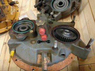 Hydraulics for LIEBHERR R944C
