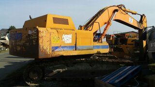Hydraulics for FIAT HITACHI FH220