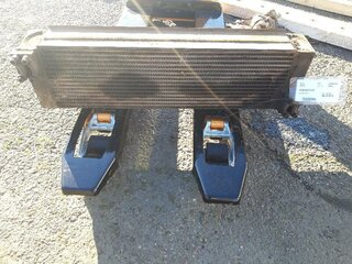 Oil cooler for LIEBHERR A904