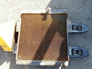 Oil cooler for CATERPILLAR 317BL