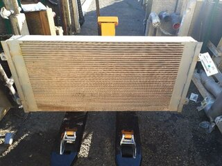 Oil cooler for VOLVO EC240B