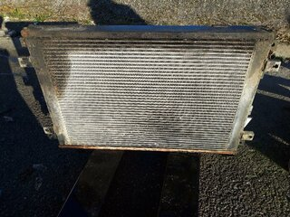 Oil cooler for VOLVO EC210B