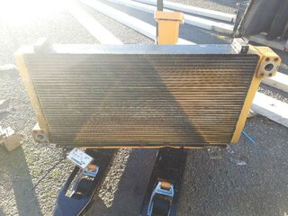 Oil cooler for LIEBHERR R934
