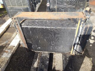 Oil cooler for LIEBHERR PR722
