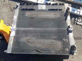 Oil cooler for LIEBHERR R964C