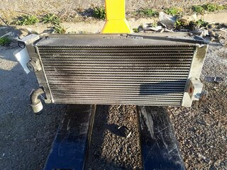 Oil cooler for LIEBHERR A312