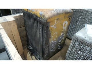 Oil cooler for FAUN F105A