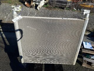 Oil cooler for CASE CX290