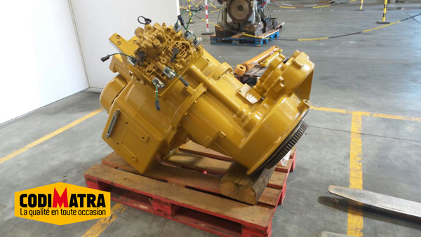 Gearbox Caterpillar 938 G