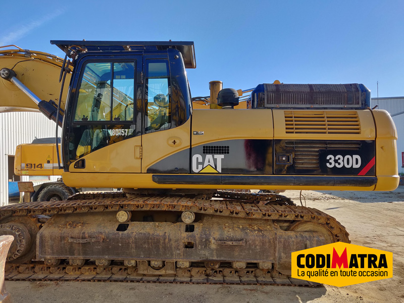 Caterpillar 330 D for sale